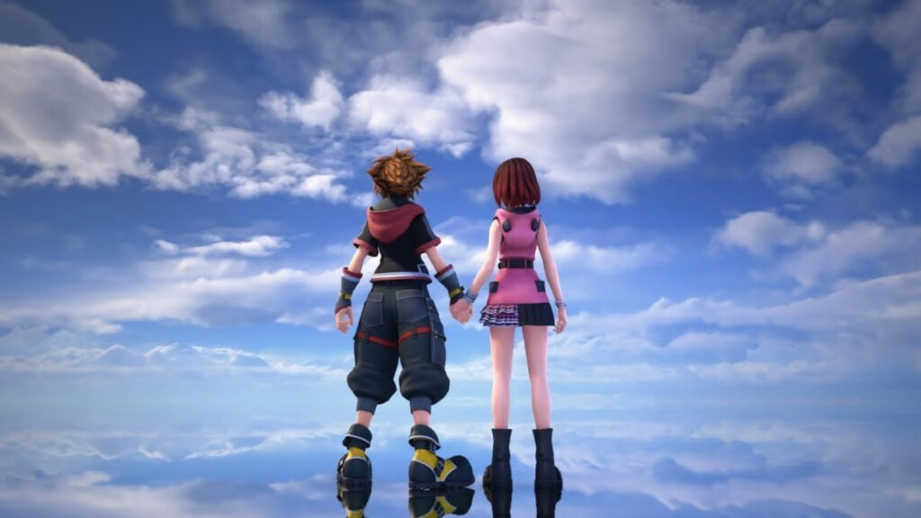 Kingdom Hearts Franchise Coming to PC