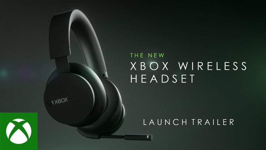 Xbox Wireless Headset Announced With Dolby Atmos Support