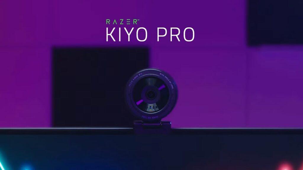 Razer Kiyo Pro Webcam Has Been Announced