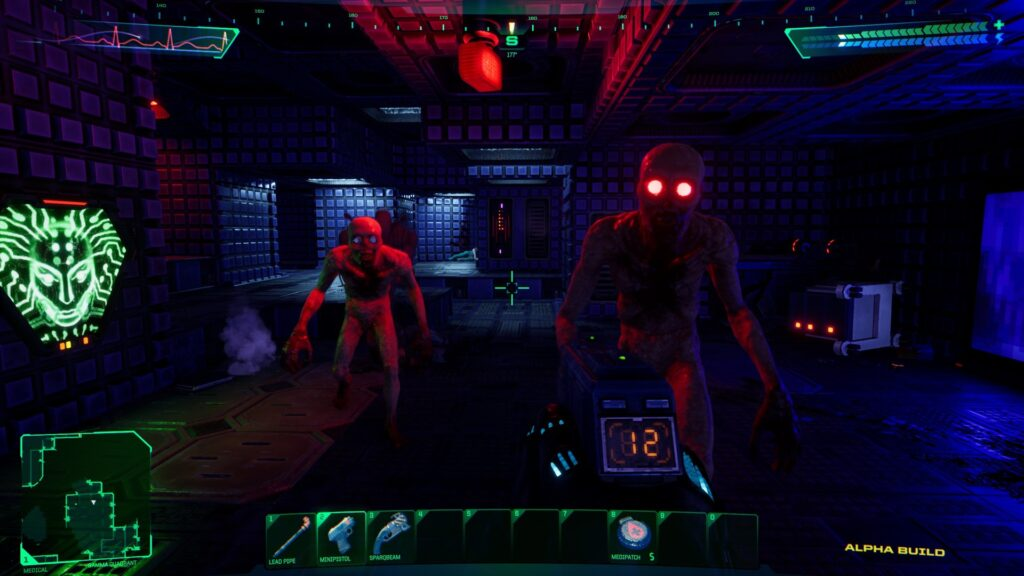 System Shock Remake will be Out in Summer