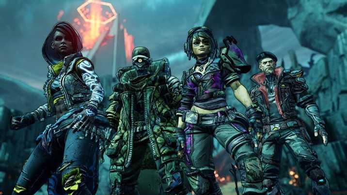 Borderlands 3 Directors Cut DLC: New Raid Boss