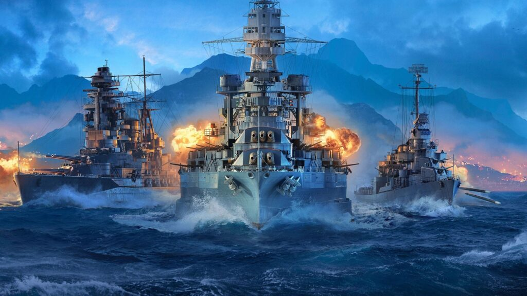 World of Warships: Legends is Getting new Carriers