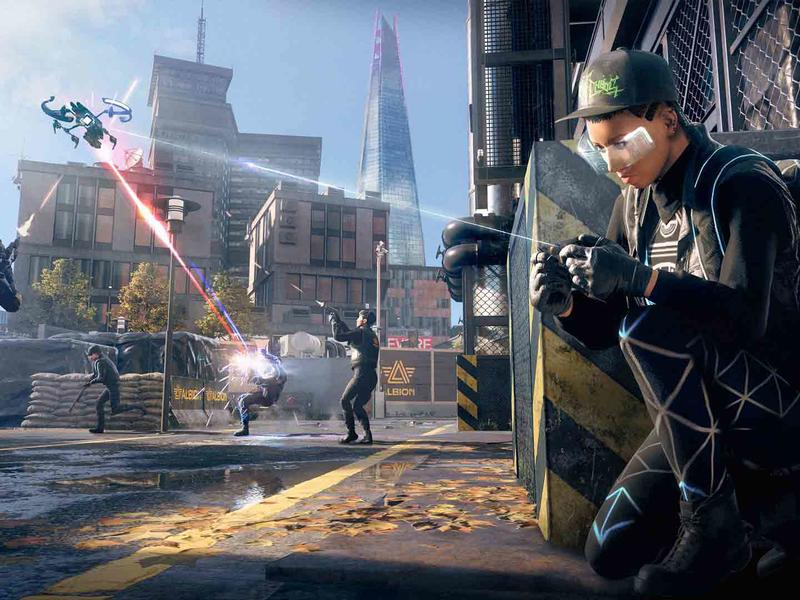 Watch Dogs Legion Cross Play is on the Way