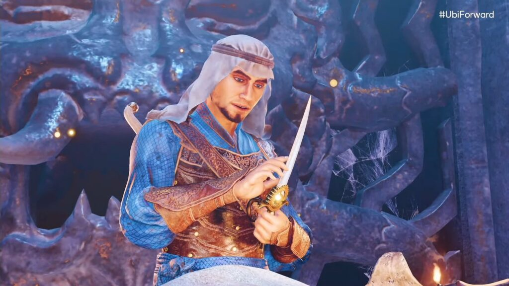 Prince of Persia: Sands of Time Remake Trophy List Leaked