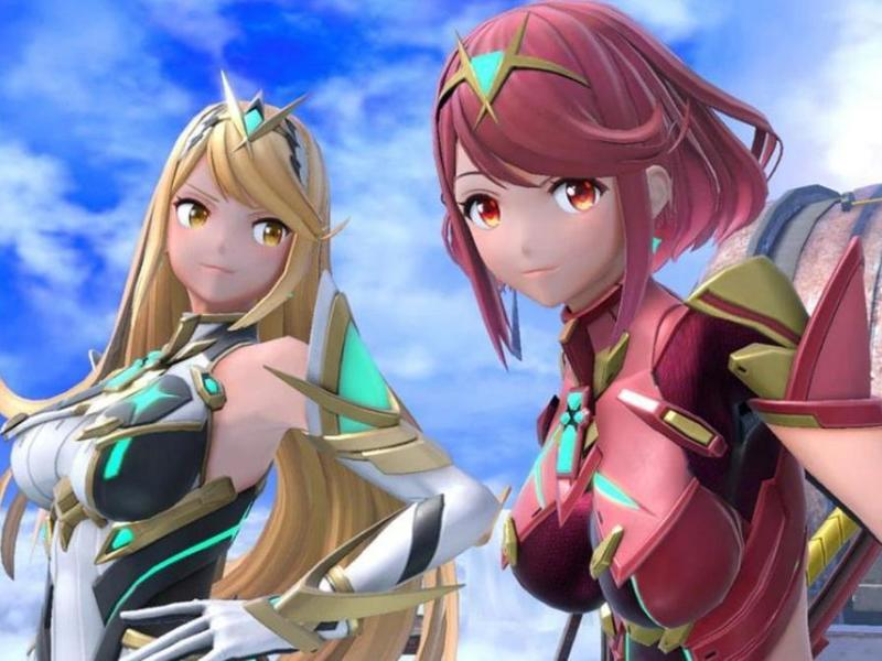 Super Smash Bros. Ultimate New Characters Trailer Released