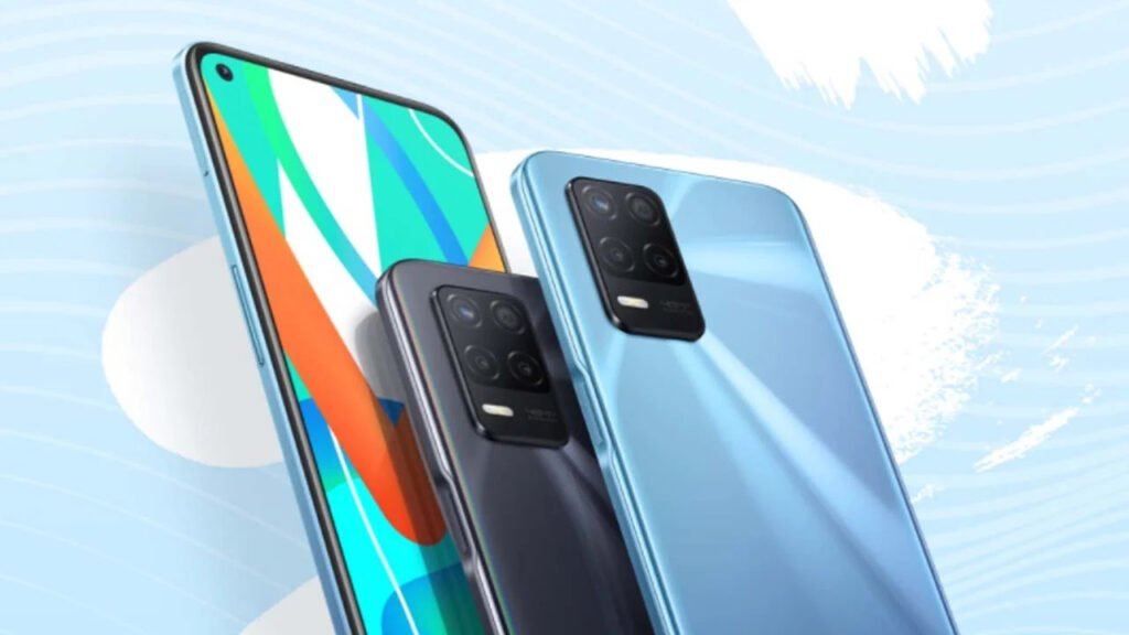 Realme V13 Goes Official with Dimensity 700