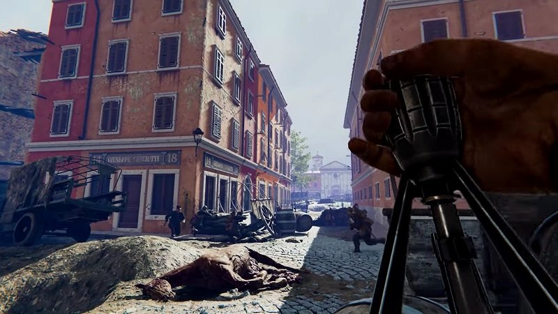 Isonzo, a New WW1 Game Title Has Been Announced