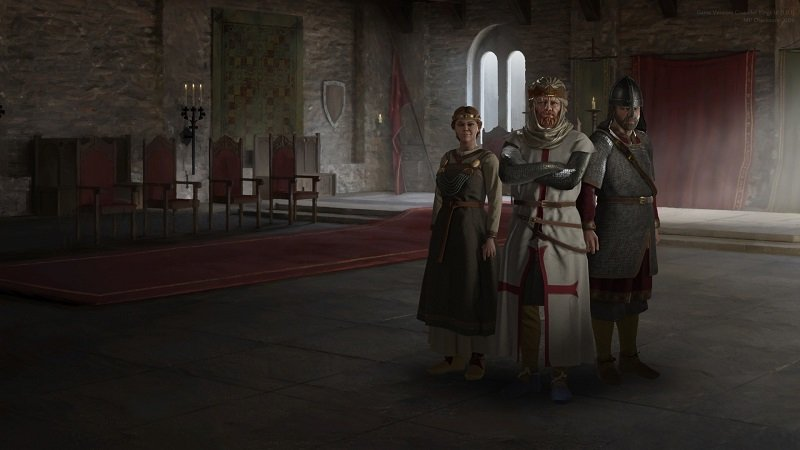 Crusader Kings III First Add-On Released