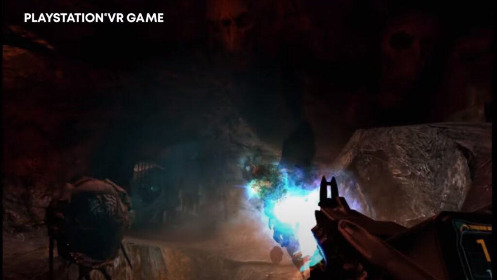 Doom 3 VR Edition Announced For PlayStation VR