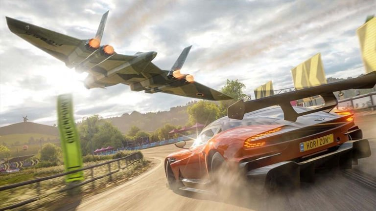 Forza Horizon 4 Enters Top Sellers on Steam
