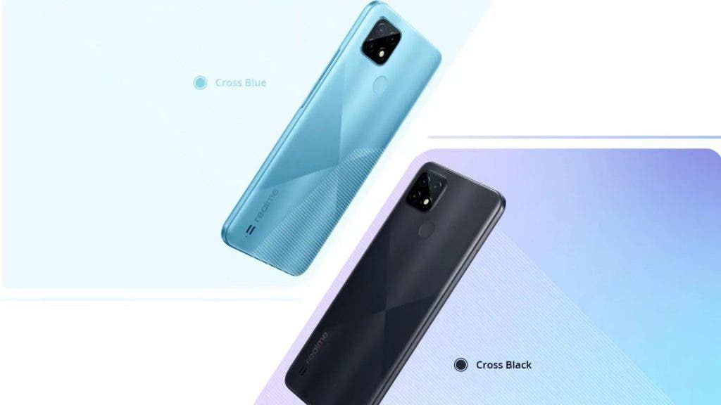 Realme C21 Specifications and Technical Details Leaked