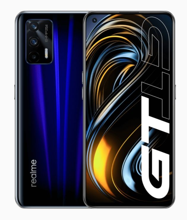 Realme GT 5G with 120Hz display, SD888, 64MP Triple Cameras Launched