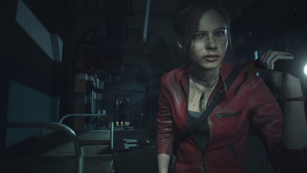 Resident Evil 2 Remake Actors Will Show Up on Netflix