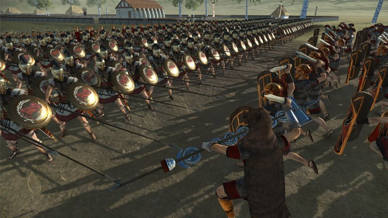 Total War Rome Remastered Announce Trailer
