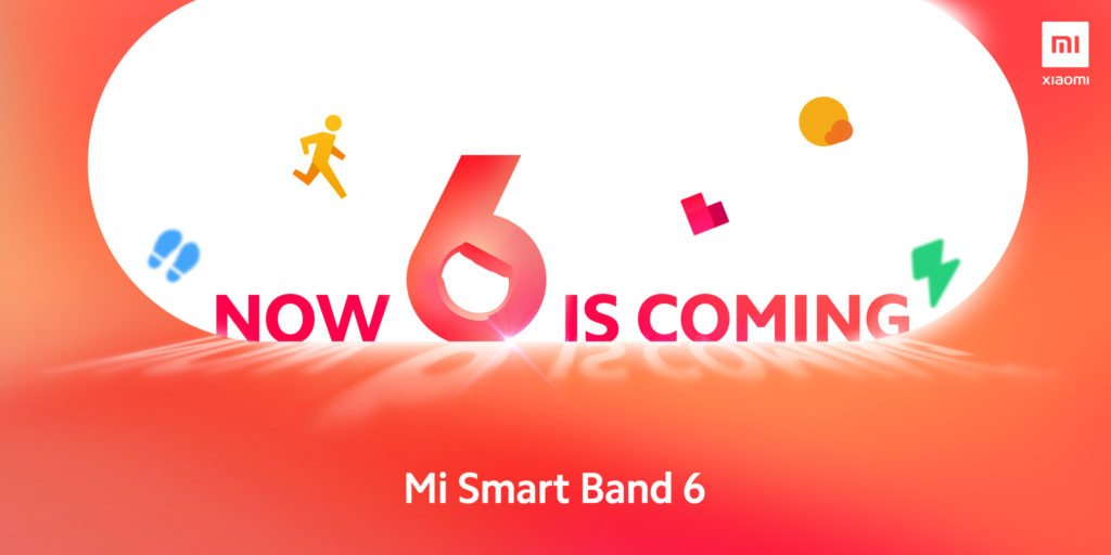 Xiaomi Mi Smart Band 6 Coming On March 29th