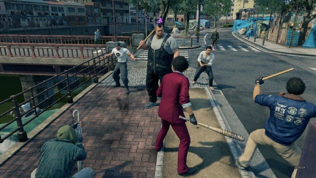 Yakuza: Like a Dragon PlayStation 5 Trailer Released
