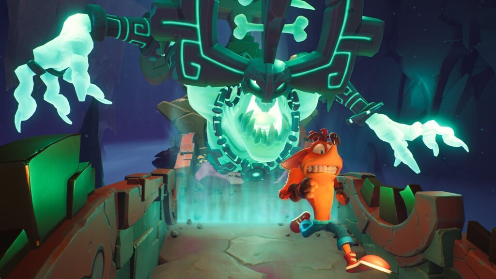 Crash Bandicoot On the Run Release Date