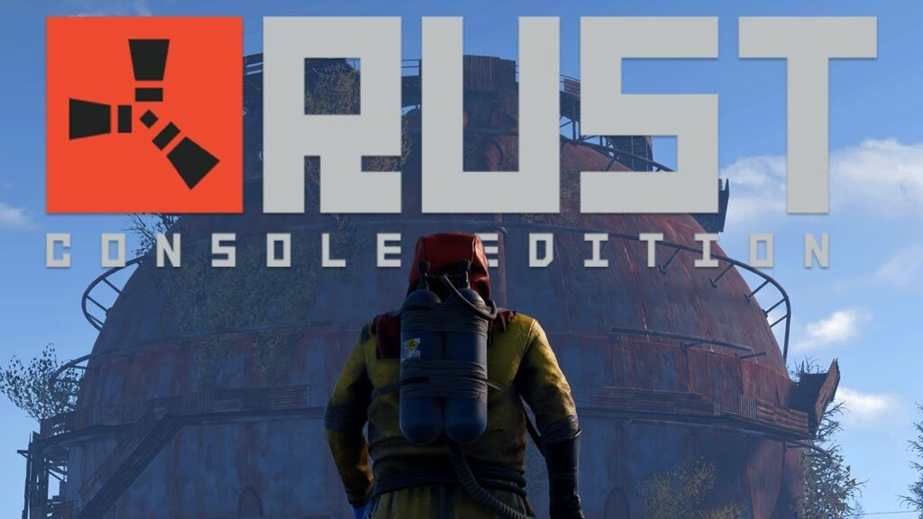 Rust Console Edition - Out May 21st Pre-Order