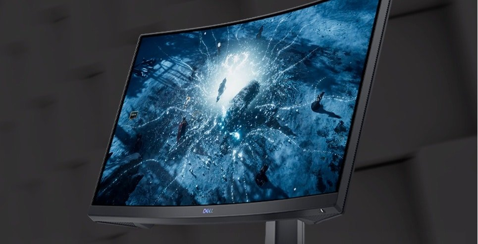 Dell S2422HG Announced: A 165 Hz Curved Gaming Monitor