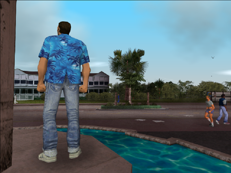 Grand Theft Auto Vice City Beta Mod Brings Cut Content Back