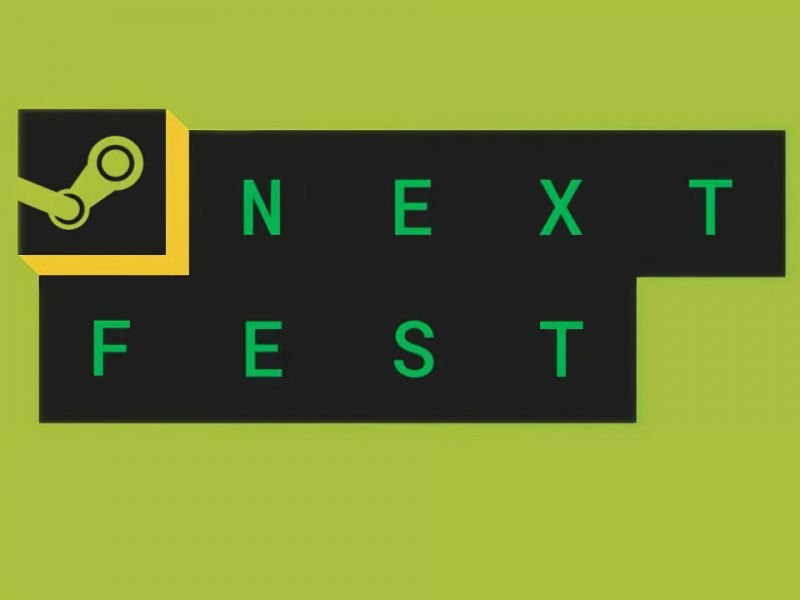 Steam Next Fest: New Name of Steam Game Festival