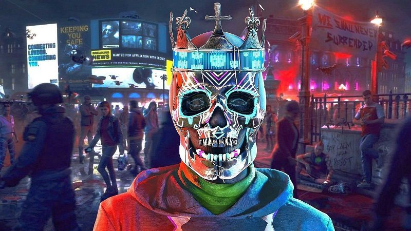 Watch Dogs Legion Online is Out for Consoles