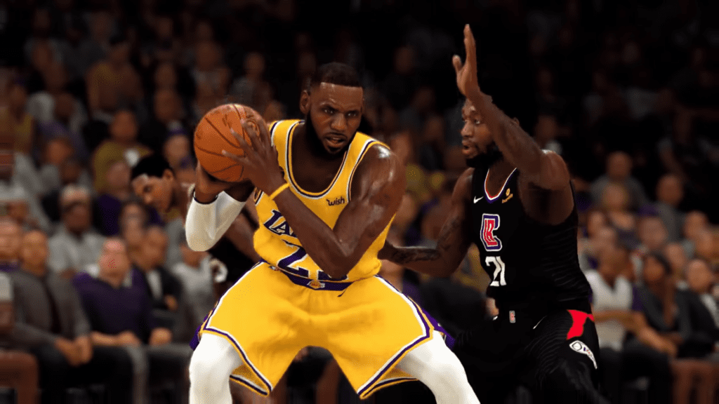 NBA 2K21 is Coming to Xbox Game Pass