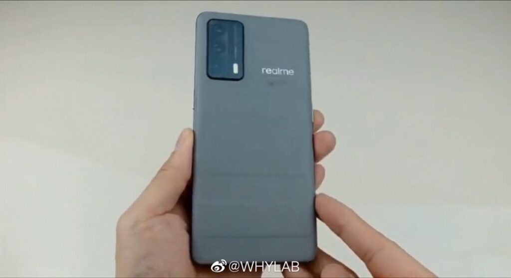 Realme X9 Pro Master Edition Images Leaked
