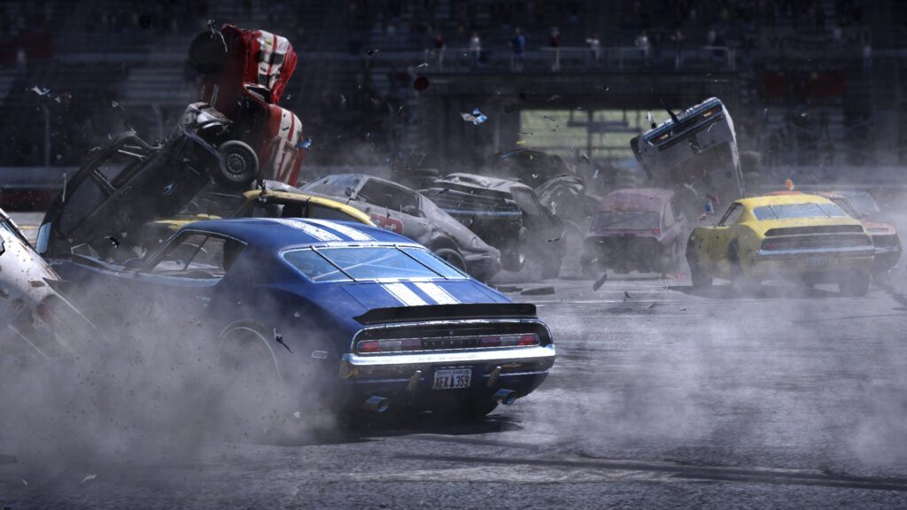 Wreckfest is Coming to PS5 But Upgrade Costs $10
