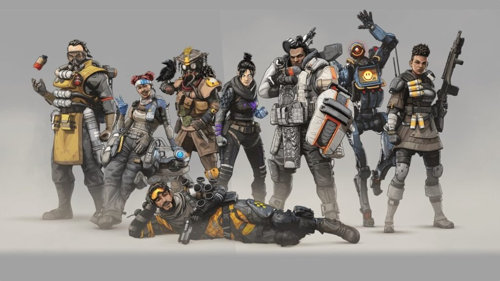 Apex Legends Mobile Will Not Support Cross Play