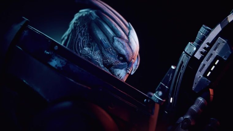 Mass Effect Legendary Edition Comparison Video Released