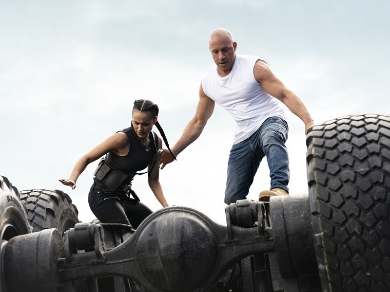 Fast and Furious 9 New Trailer Released
