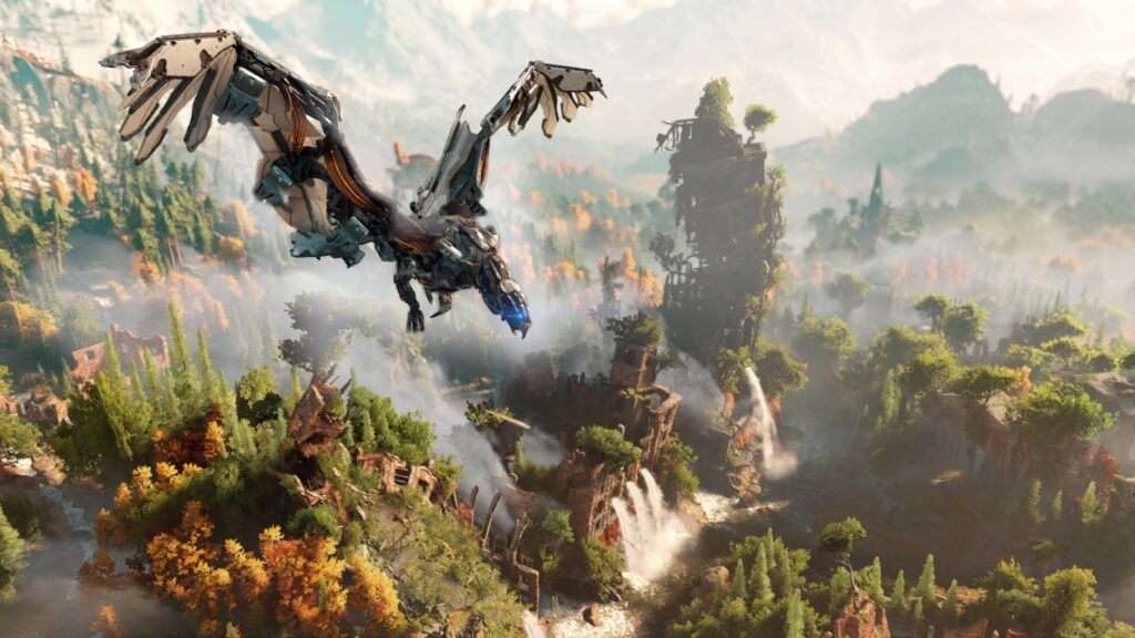 Horizon Zero Dawn Complete Edition is Free on PS Store