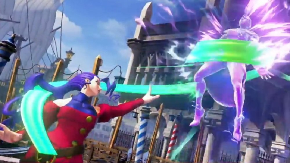 Street Fighter V Champion Edition – Rose Gameplay Trailer Released