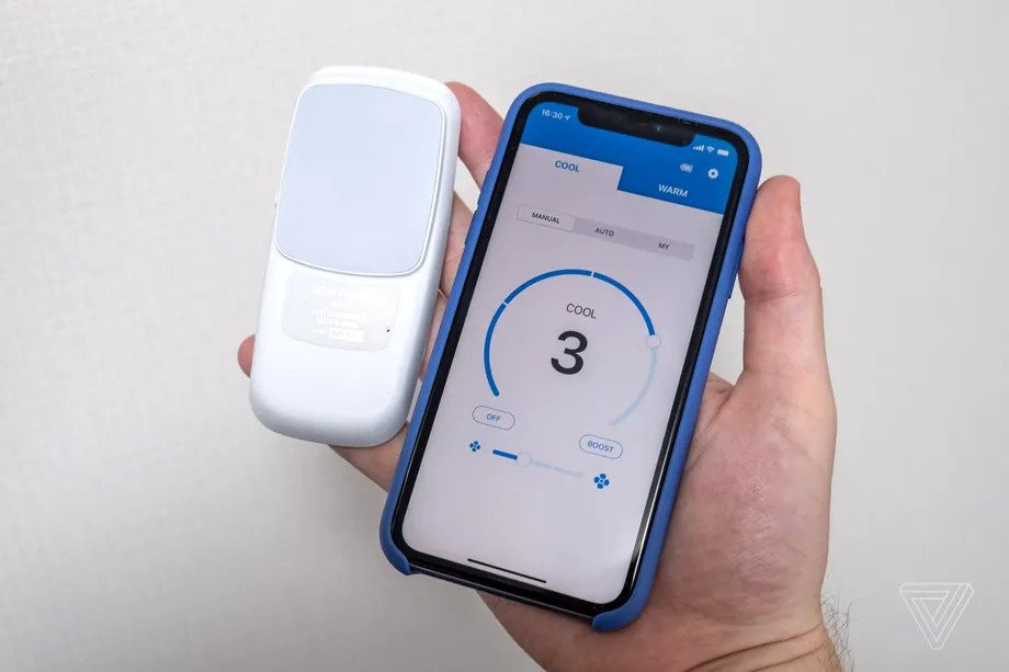 Sony Reon Pocket 2 releases as a wearable Air Conditioner