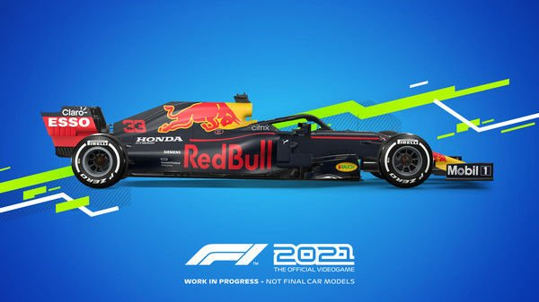 F1 2021 System Requirements Revealed