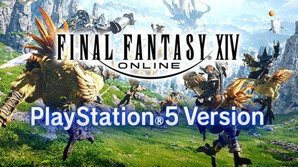 Final Fantasy XIV For PS5 Open Beta Test Begins April 13