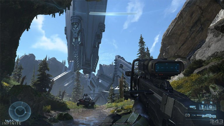 Halo Infinite PC Version: New Details Revealed