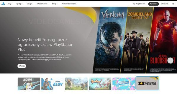 Playstation Plus Video Pass Might be on the Way