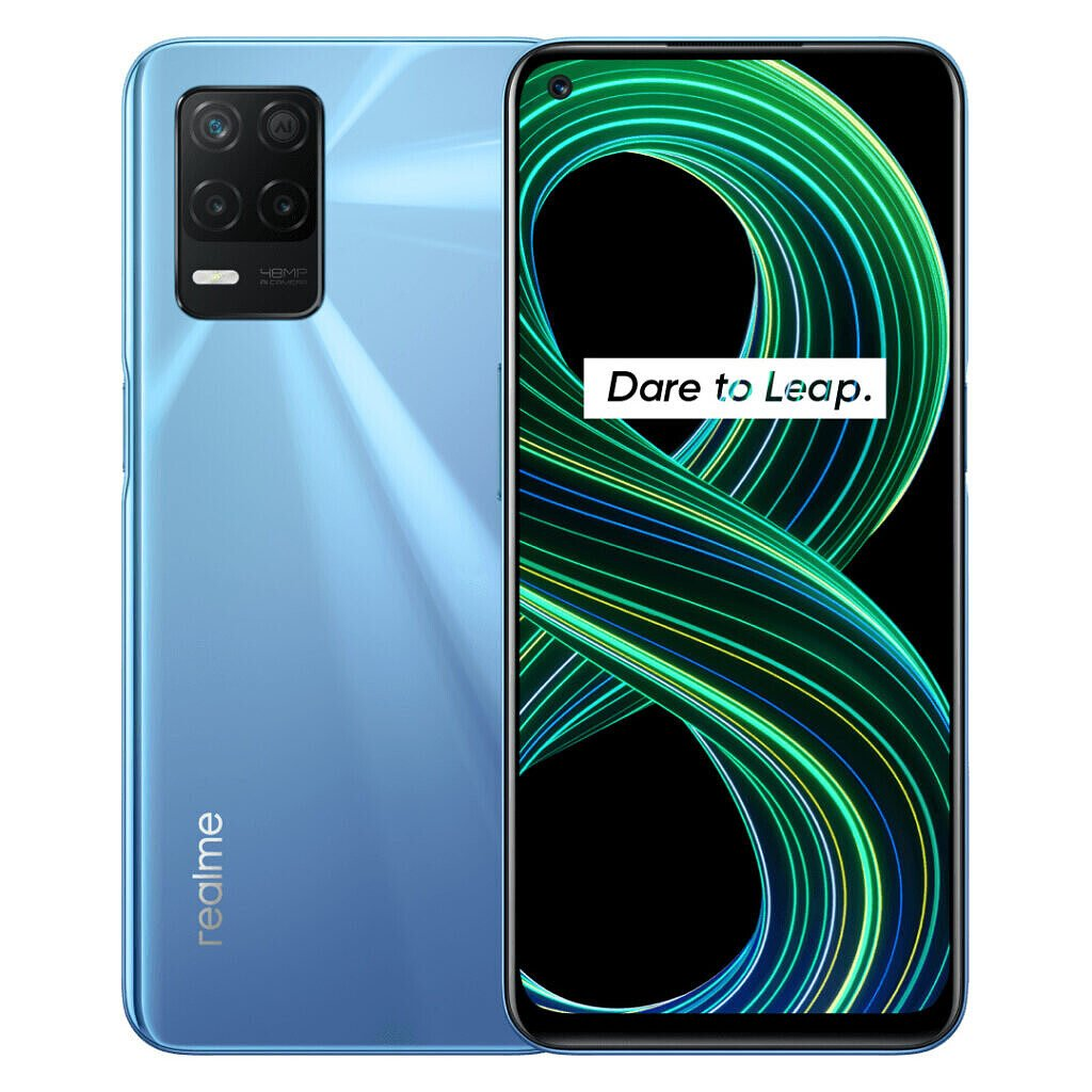 Realme 8 5G With MediaTek Dimensity 700 Chip Launched