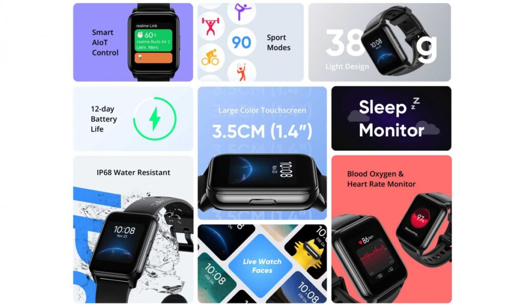 Realme Watch 2 Announced With A Major Upgrade