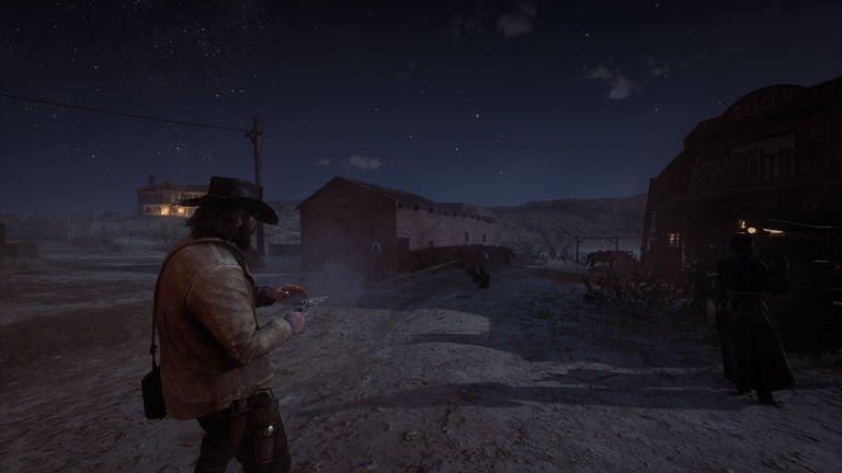 Red Dead Redemption 2 Duel Mod Lets You Duel NPCs