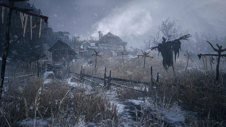 Resident Evil Village on PS4 Pro Gameplay