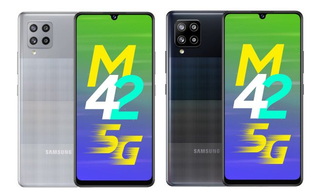 Samsung Galaxy M42 5G with Snapdragon 750G Launched