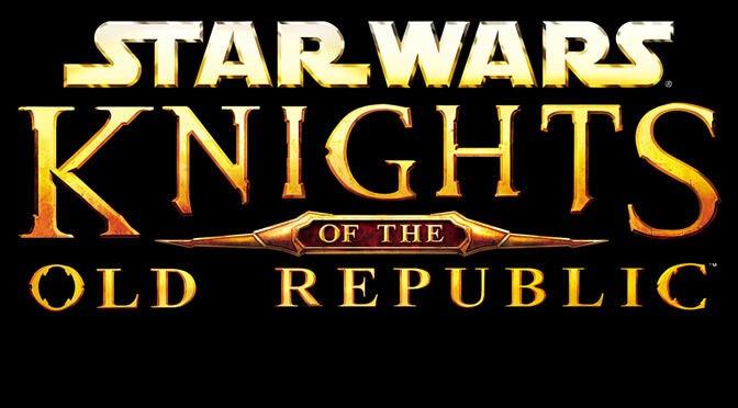 Star Wars KOTOR Remake is Under Developement