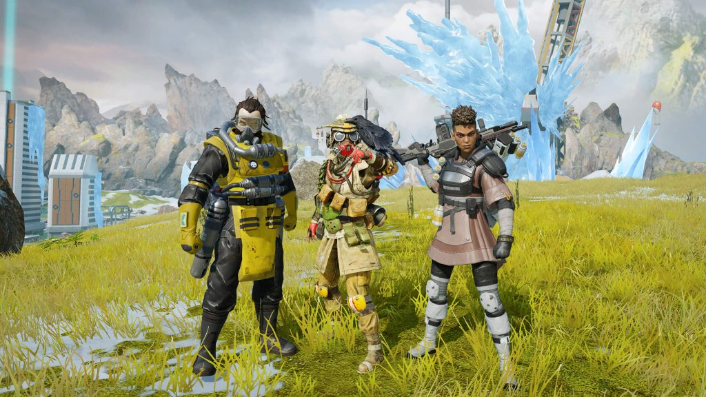 Apex Legends Android and iOS Version is Developing