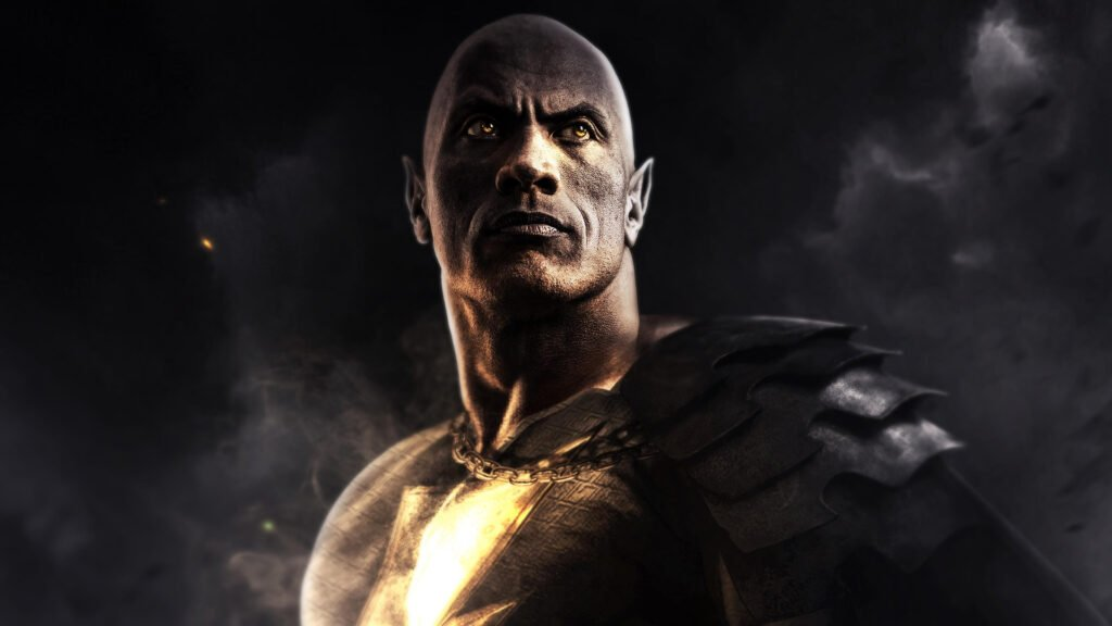 Black Adam Movie Filming Officially Started