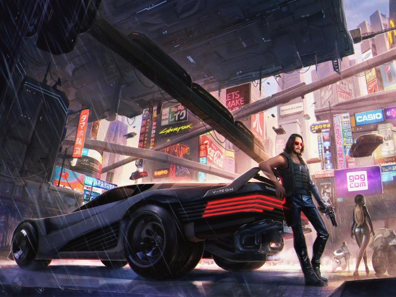 Cyberpunk 2077 Might Return to PlayStation Store