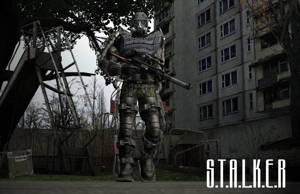 STALKER 2 Cancelled 2011 Version Concept Arts Revealed