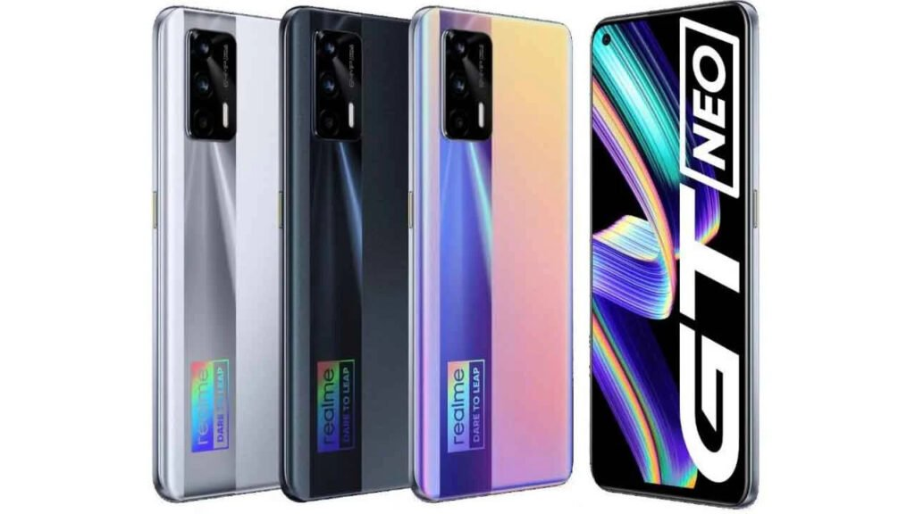 Realme GT Neo with Dimensity 1200 Announced
